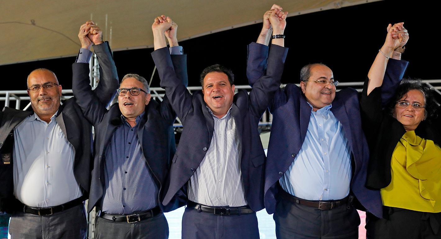A Netanyahu-Joint List Standoff