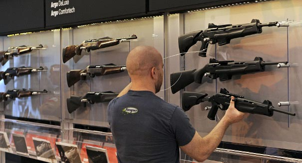 Europe's Arms Trade