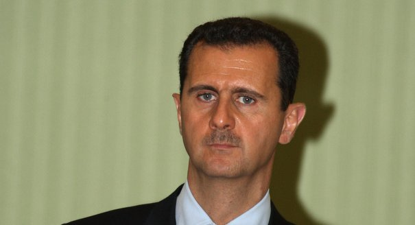 Assad Turns Fifty