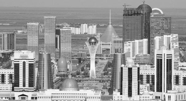 Независимому Казахстану 25 лет: напряженность на фоне стабильности
