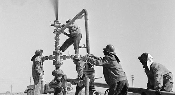 Формирование и развитие нефтегазовой зависимости Советского Союза