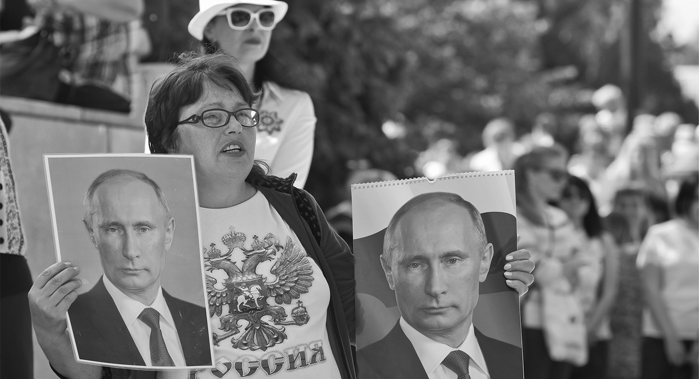 How Proponents and Opponents of Political Change See Russia's Future