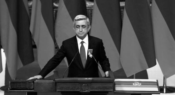 Standing Still in Armenia