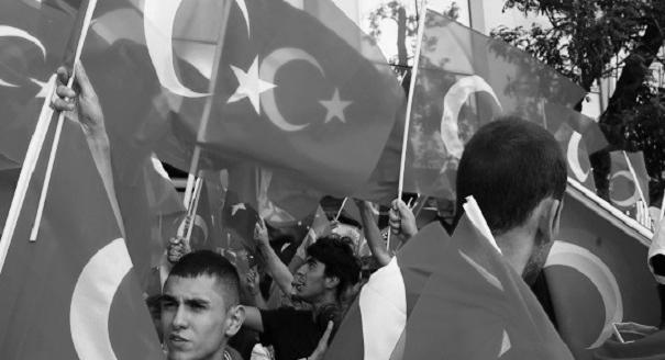 Turkish Summer vs Arab Spring