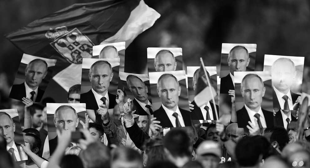 Russia's Tactics in the Western Balkans
