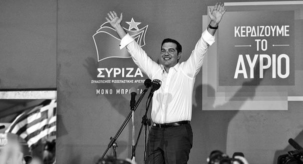 Alexis Tsipras to the Rescue—Again