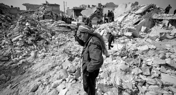 Judy Asks: Can the West Save Syria?