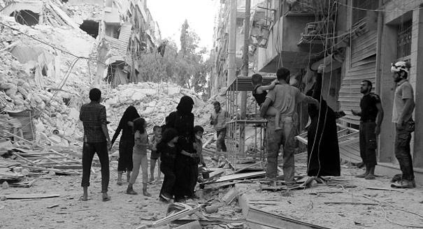 Judy Asks: Can Russia End the War in Syria?