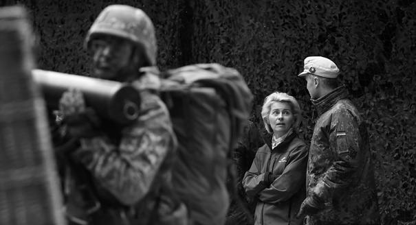 Готова ли Германия к новой роли в области международной безопасности