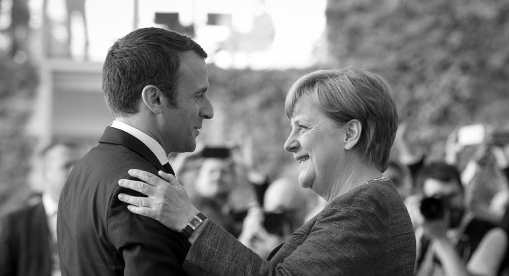 The Merkel Way, the Macron Way