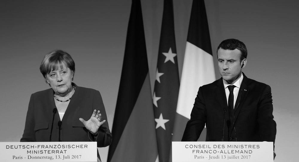 План для Европы: получится ли у Меркель и Макрона реформировать ЕС