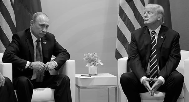 Мирный контакт: в чем ценность встречи двух президентов в Гамбурге