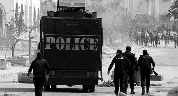 Реформа сектора безопасности в арабских странах