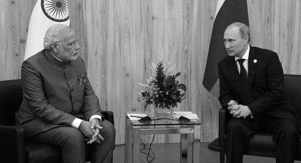 Между Путиным и Обамой: как России не потерять Индию
