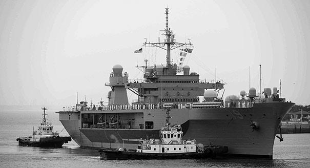 Конец американского доминирования в Тихом океане: почему необходимо равновесие сил между США и Китаем