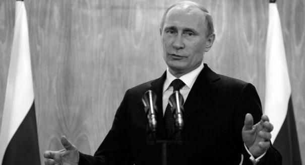 Путин-импровизатор