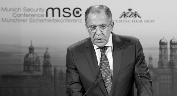 Выступление России на Мюнхенской конференции по безопасности: симптом или причина?