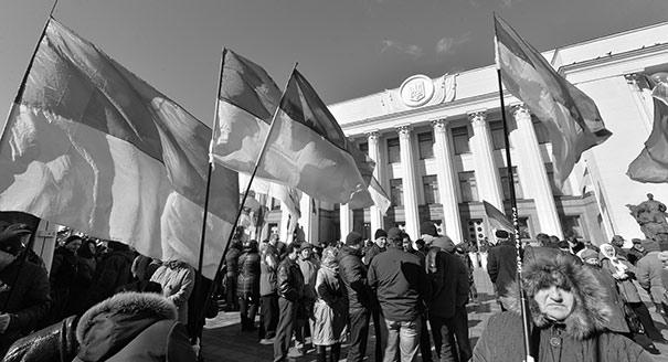 Daunting Challenges and Glimmers of Hope in Ukraine