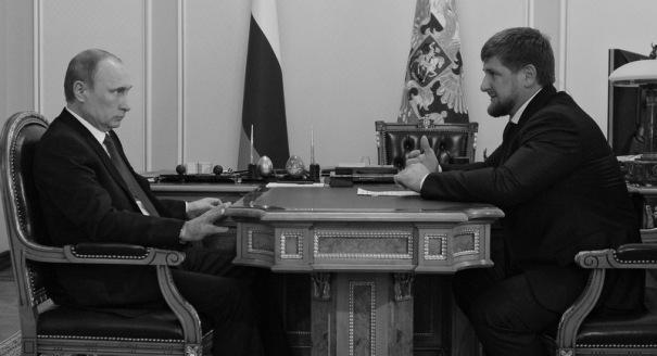 A Chechen Dragon Splits Moscow
