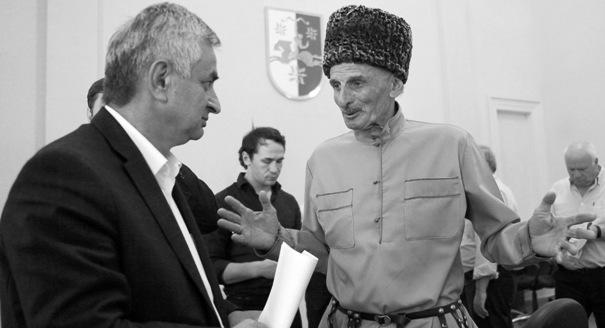 Coup d'Etat in Abkhazia Without Russia's Permission