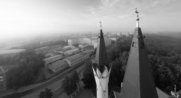 The Rise of Nontraditional Islam in the Urals
