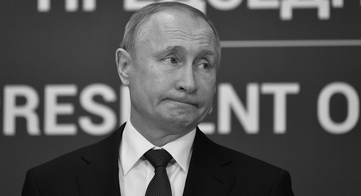 Putin Wants to Dissolve the Russian People and Elect Another