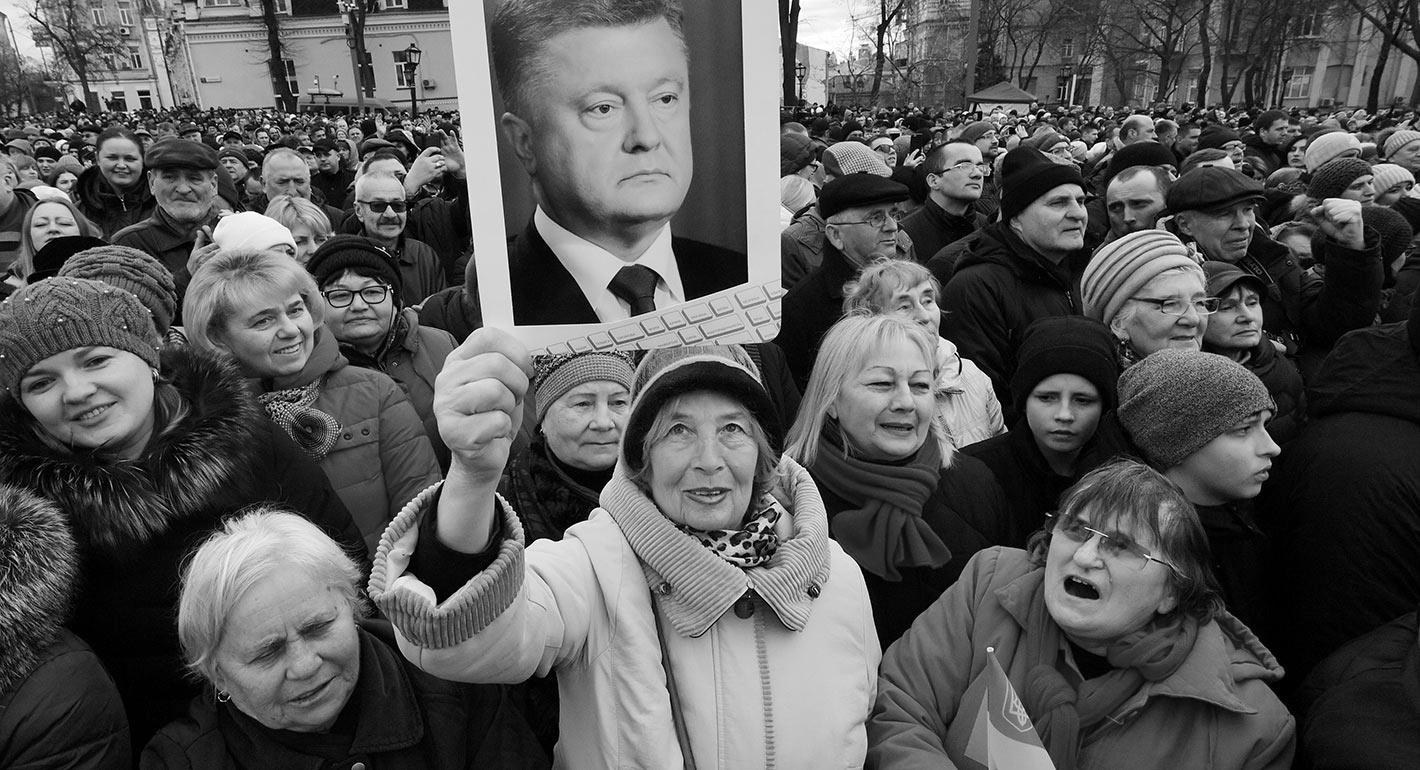 What Is at Stake in Ukraine's Election?