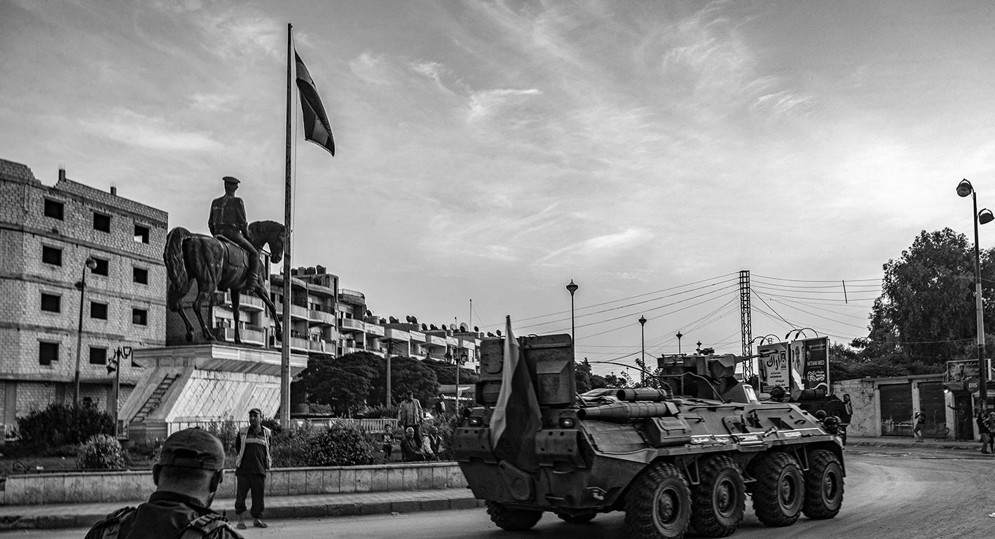 Сирийская военная реформа и интересы России