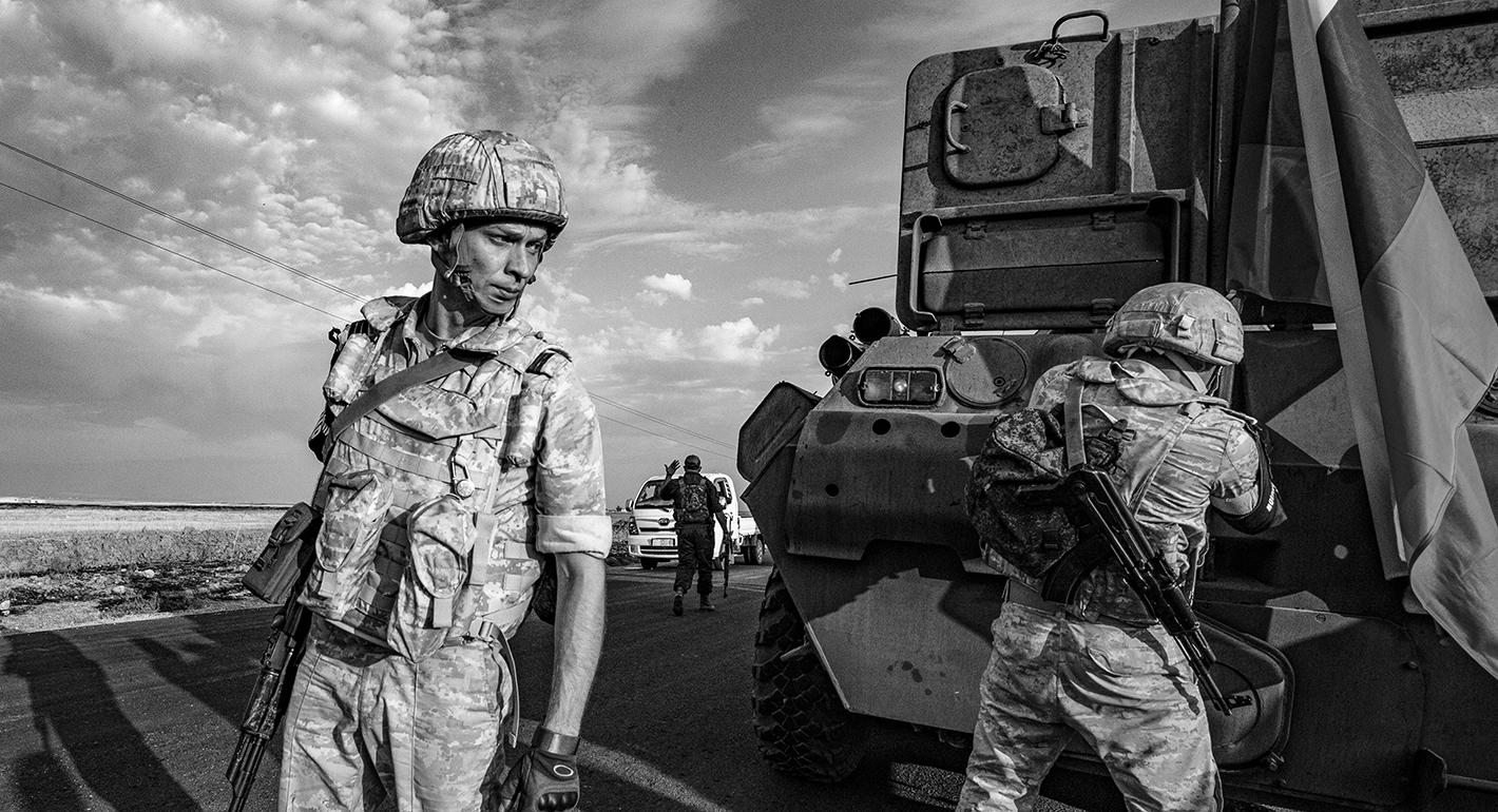Сирийская головоломка: что подрывает военные реформы, проводимые Россией