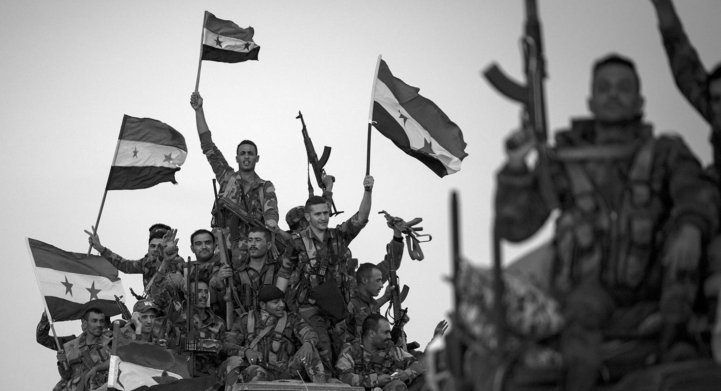 Россия и военная реформа в Сирии: планы и реальность