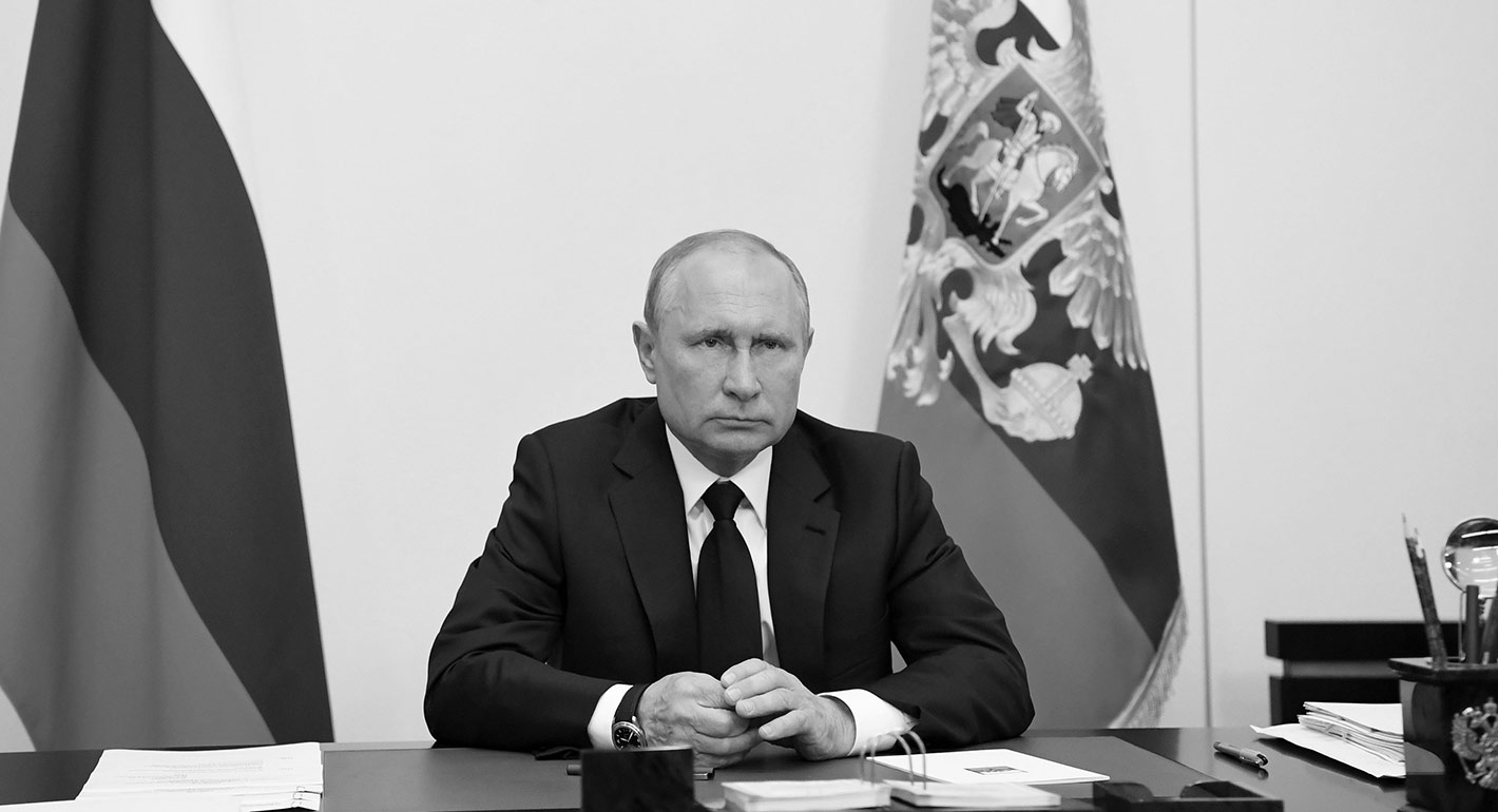 As Putin's Regime Stifles the State, the Pandemic Shows the Cost
