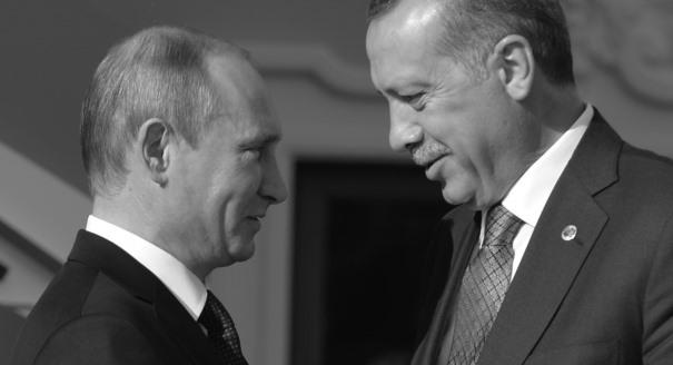 Contradictory Goal, Political Machismo Make Russian-Turkish Ties Hard to Mend
