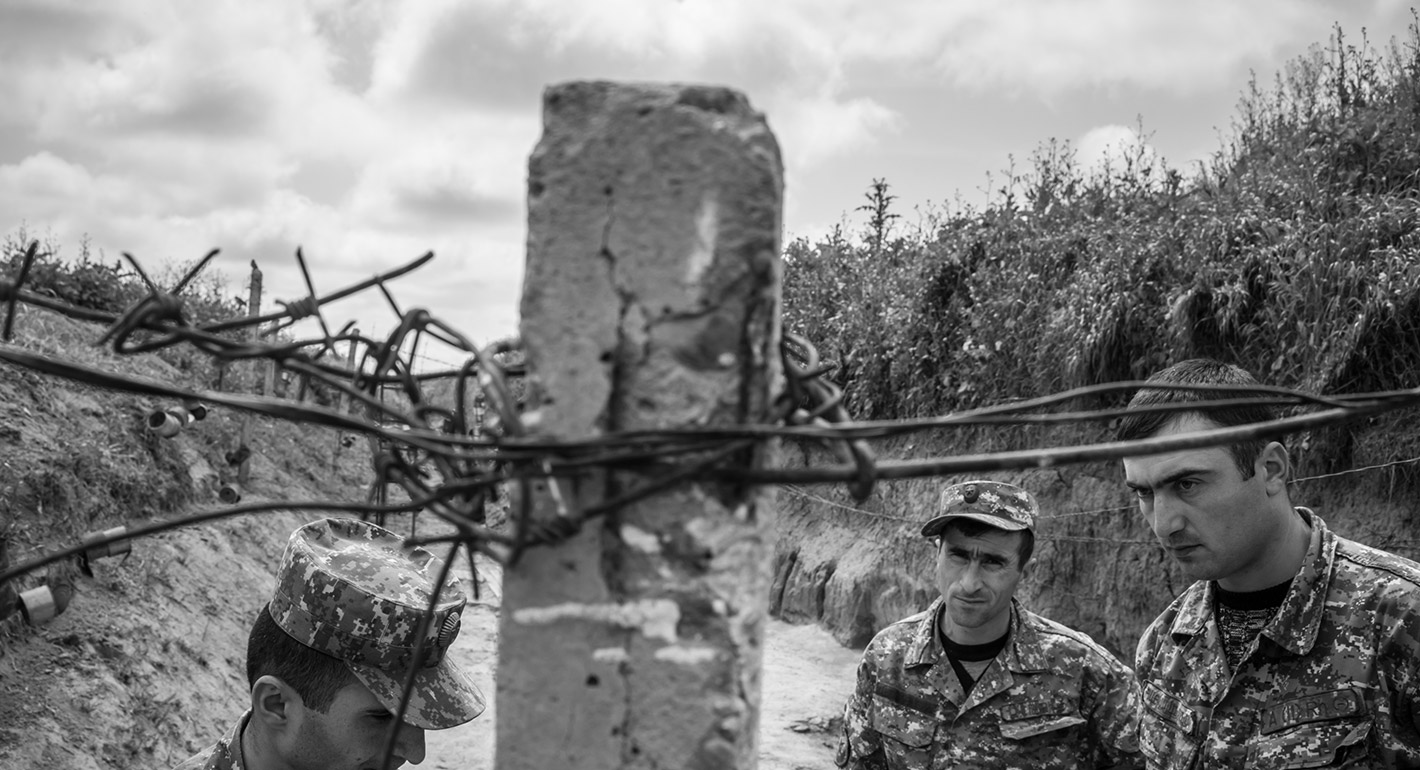 Behind the Flare-Up Along Armenia-Azerbaijan Border