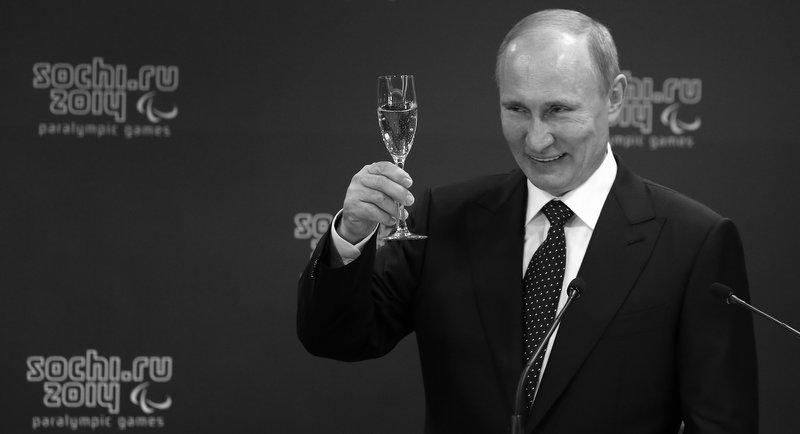 Vladimir Putin Will Exploit Russia's Olympic Scandal for His Own Ends