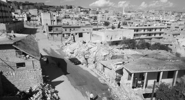Война в Сирии: риски для России