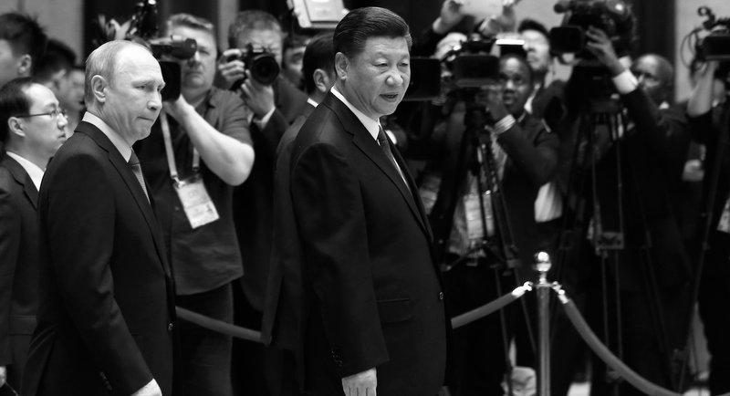 China, Russia Need Shared Vision for Eurasia