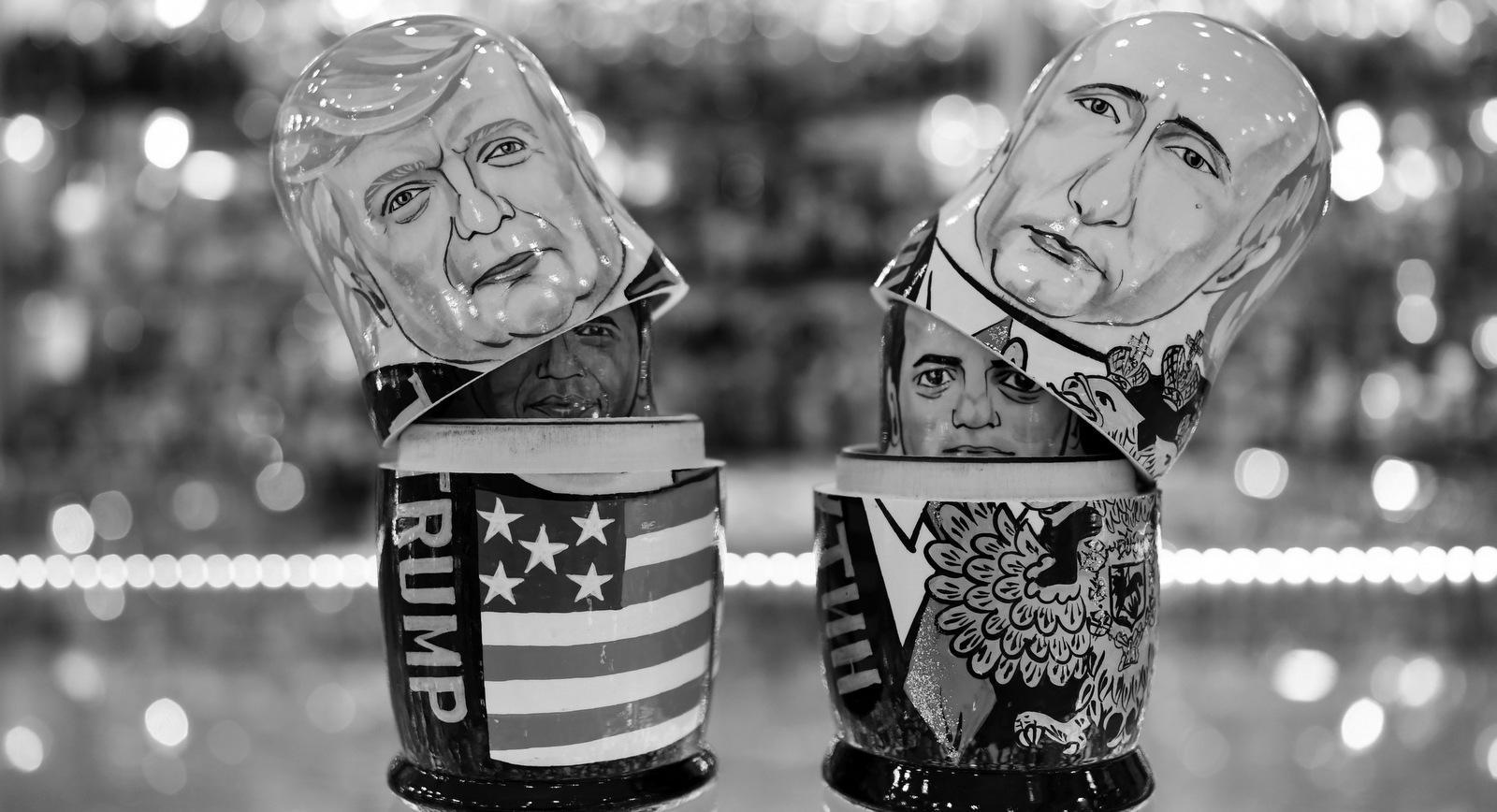 Россия и США находятся в состоянии гибридной войны. Это всерьез и надолго