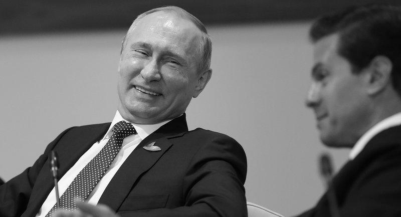 Putin, Establishment Politician