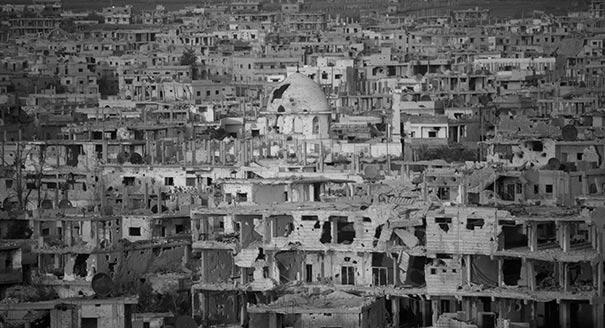 Как США следует вести себя с Сирией