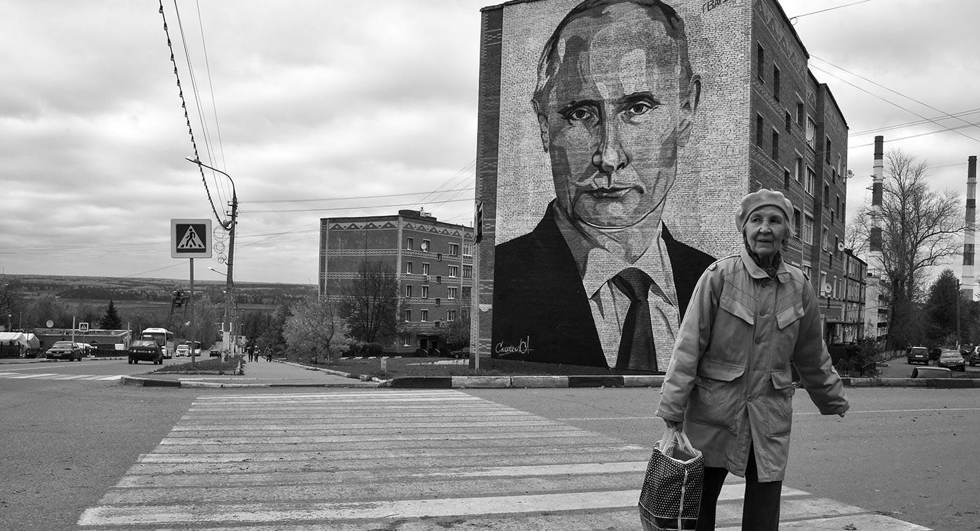 Is Putin Less Popular?