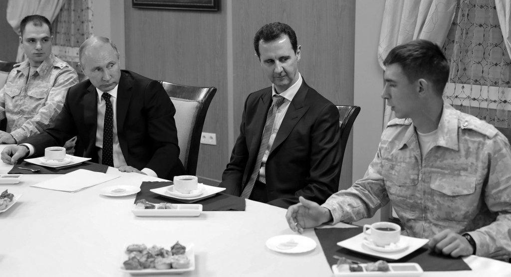 Россия застрянет в Сирии на достаточно длительное время