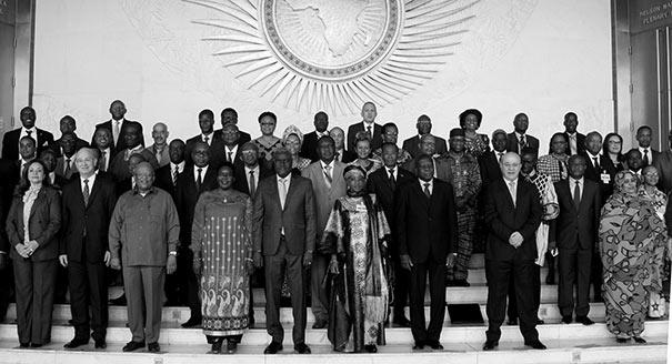Regional Cooperation on Democratization and Conflict Management in Africa