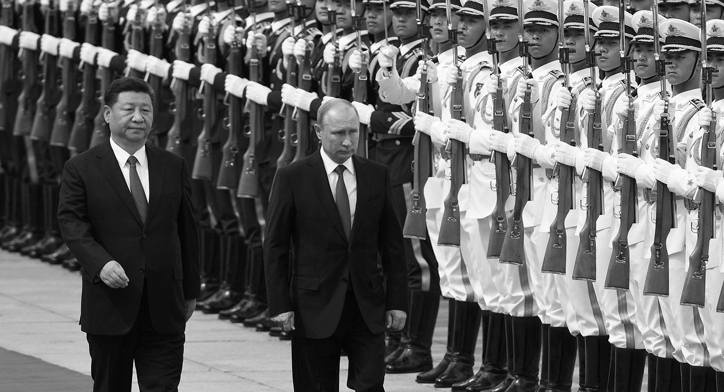 How Cozy Is Russia and China's Military Relationship?