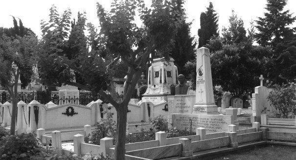 Incompatible Tombs in Istanbul
