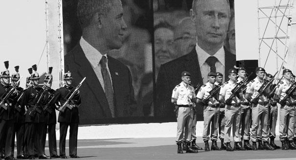 Для США нынешняя Россия — страна третьего уровня