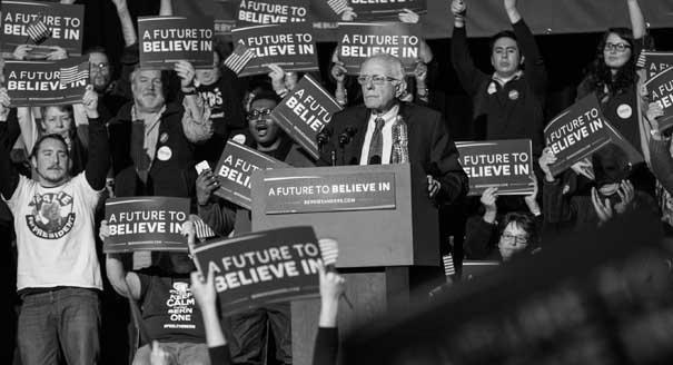 Новый американский избиратель: что объединяет сторонников Трампа и Сандерса?