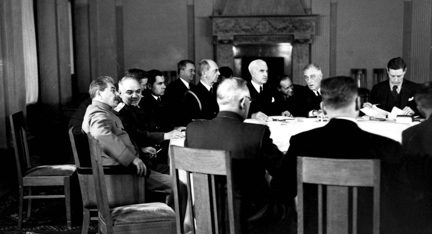 Союз немыслимый, неизбежный, невозможный. Уроки сотрудничества СССР и Запада во Второй мировой войне