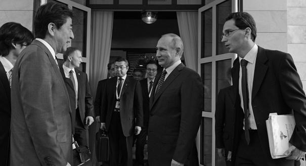 О каком «новом подходе» к Курилам договорились Путин и Абэ