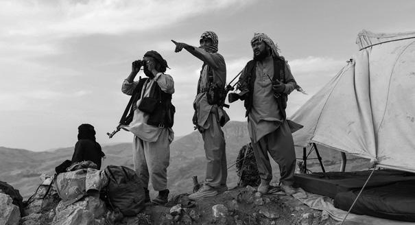На пути к эмирату. Чего ждать от Афганистана