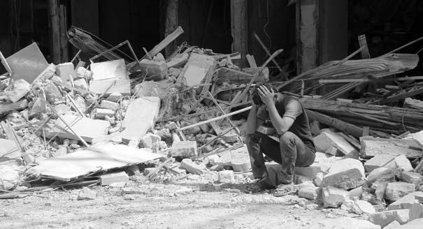 Почему не получается остановить бои в Сирии